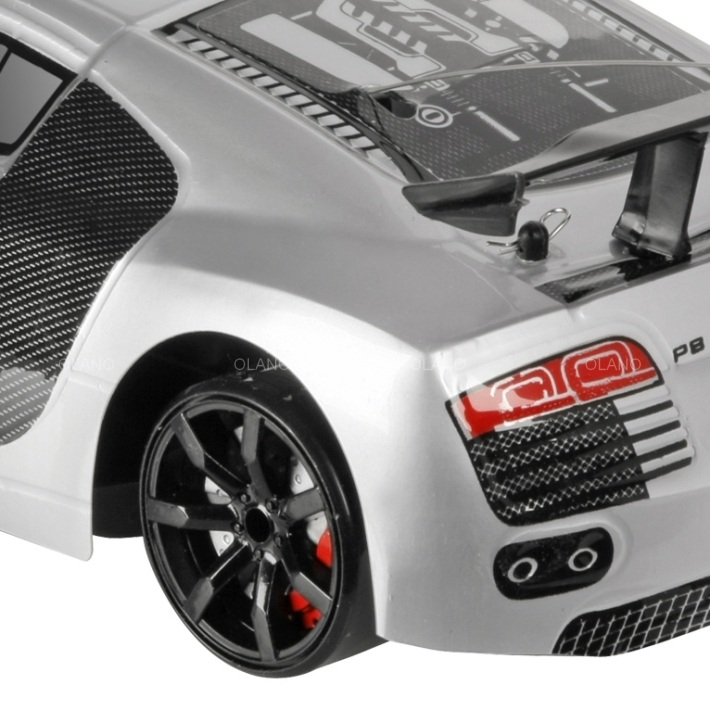 fun2get rc drift car silber 1 14 ferngesteuertes auto. Black Bedroom Furniture Sets. Home Design Ideas