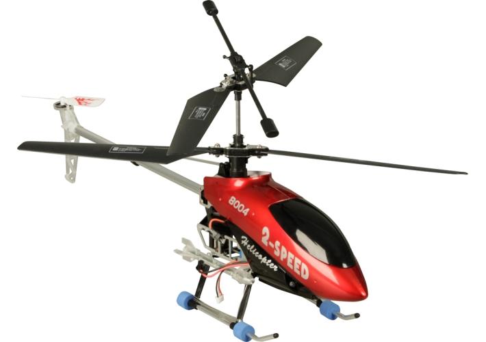 9yrhk005 700 [Gadget Hottie!] Fun2get 75cm(!) fernsteuerbarer Outdoor Hubschrauber 8004 (3Kanal) für 30€ inkl. Versand